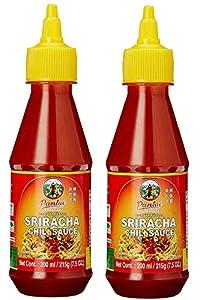 Pantai Sriracha Chilli Sauce - 200 ml (Pack of 2)