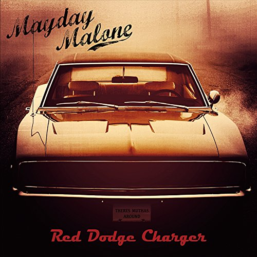 Red Dodge Charger (Dodge Charger Audio)