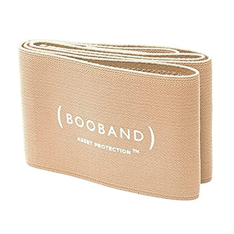 Booband Verstellbares Brustkompressionsband als Alternative zum Sport-BH,