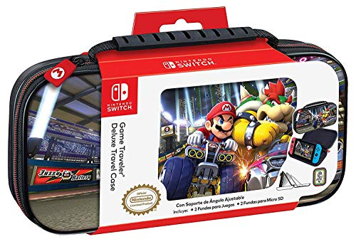 Ardistel - Game Traveler Deluxe Travel Case NNS50B (Nintendo Switch)