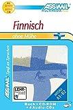 Finnisch ohne Mühe. Multimedia-PLUS. Lehrbuch + 4 Audio CDs + CD-ROM