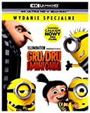 Despicable Me 3 [Blu-Ray] [Region Free]