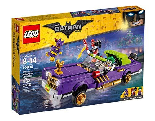 Lego - 70906 - Batman Movie - La famigerata lowrider di The Joker