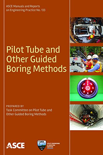 Pilot Tube and Other Guided Boring Methods (MOP Book 133) (English Edition)