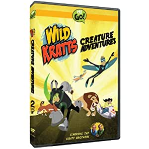 Wild Kratts: Creature Adventures [DVD] [Region 1] [US Import] [NTSC]