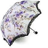 Best paraguas kilofly - Kilofly–Paraguas de viaje plegable anti-UV con diseño floral Review