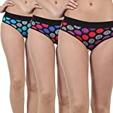 Lure Wear Broad Band Panties (Pack of 3) Size L