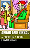 #7: AKBAR AND BIRBAL: 4 BOOKS IN 1 BOOK