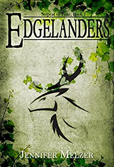 Edgelanders (Serpent of Time Book 1) (English Edition) di [Melzer, Jennifer]