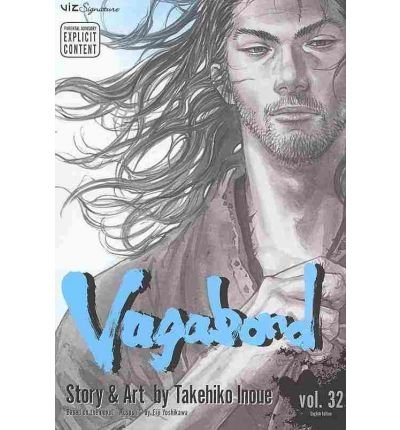 By Inoue, Takehiko [ Vagabond, Volume 32 (Vagabond (Paperback)) - Greenlight ] [ VAGABOND, VOLUME 32 (VAGABOND (PAPERBACK)) - GREENLIGHT ] Aug - 2010 { Paperback }