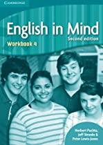English in Mind Level 4 Workbook