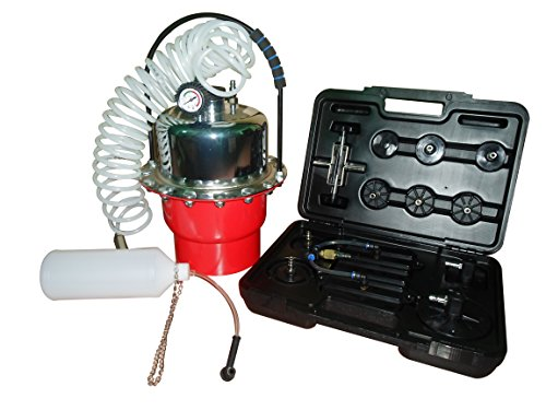 elektrisches bremsenentlueftungsgeraet SLPRO® Druckluft Bremsenentlüfter Bremsenentlüftungsgerät Bremsen 5L