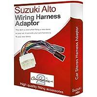 Suzuki Alto CD radio stereo Adattatore cablaggio ISO