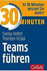 30 Minuten Teams führen Taschenbuch