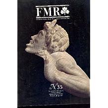 FMR. Agosto/Settembre 1985 - N. 35