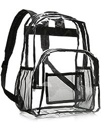 AmazonBasics Clear Bags