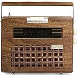 Ricatech PR390 Radio/Radio-réveil MP3 Port USB