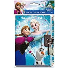 Disney – Frozen: El Reino del Hielo – Secret Notebook – Diario Personal