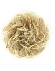 chouchou cheveux blond clair méché blond très clair ref: 17 en 15t613
