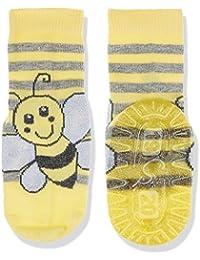 Sterntaler Baby-Mädchen Socken Fli Sun Biene