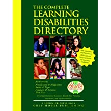 The Complete Learning Disabilities Directory: Associations, Products, Resources, Magazines, Books, Services, Conferences, Web Sites (Complete Learning Disabilities Directory (Paperback))