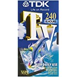 TDK E-240 - Cinta de audio/video (240 min)