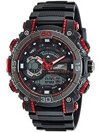 Sonata Digital Black Dial Men's Watch-77070PP01