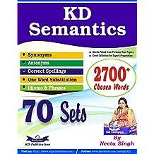 KD SEMANTICS 2700+ CHOSEN WORDS (70 SETS) ENGLISH