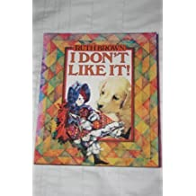 I Don't Like it by Ruth Brown (1989-06-06)