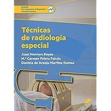 Técnicas de radiología especial (Sanidad)
