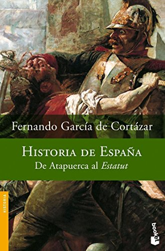 Descargar Libro Historia de España (Booket Logista) de Fernando García de Cortázar
