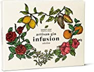 Gin Infusing Kit - Perfect Gift for a Gin Lover - Infuses 1.4L of Gin with Four Artisan Spice and Tea Blends -
