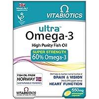 Vitabiotics Ultra Omega-3 - 60 Capsules