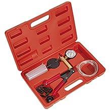 Auto Kfz Hand Vakuum Pumpe Held Bremsen Entlüfter Prüfgerät Bleed Bleeding Kit