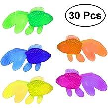 BESTONZON Peces de Plástico Juguetes de Aprendizaje para Niños Bebés ...