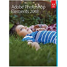 Adobe Photoshop Elements 2018 | PC/Mac | Disc