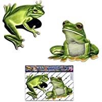 Frosch kleines Tier Auto Sticker Pack - ST00058_SML - JAS Aufkleber
