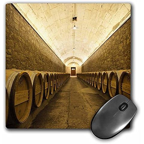 Danita Delimont - Wineries - Spain, Elciego, Bodega Marques de Riscal winery - EU27 WBI0681 - Walter Bibikow - MousePad (mp_139408_1)