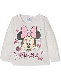 Disney Minnie 160683, T-Shirt Bébé Fille