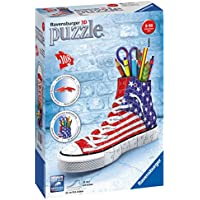Ravensburger 12549 - 3D Puzzle Sneaker American Style
