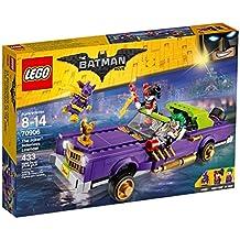 Coche de Lego de Joker, el archienemigo de Batman