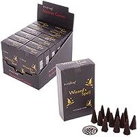 37184 Wizard's Spell Räucherkegel Stamford Black Cones. das perfekte Geschenk für den Geburtstag, zu Weihnachten... preisvergleich bei billige-tabletten.eu