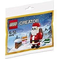LEGO 30478 Creator - Lustiger Weihnachtsmann, Polybag