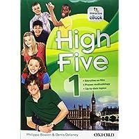 High five. Student's book-Workbook-Exam trainer. Per la Scuola media. Con CD Audio. Con e-book. Con espansione online: 1