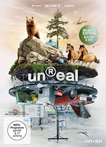 unReal (Unlimited Edition - DVD & BD) [Blu-ray]