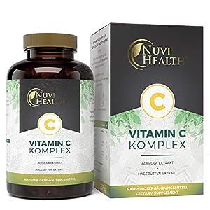 Hagebutte Vitamin C Acerola natürlich hochdosiert