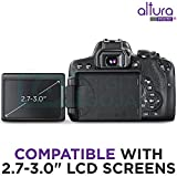 "Altura Photo LCD Hood Sun Shield for 2.7-3"" Camera and Camcorder Screens"