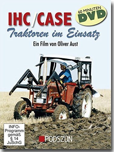 International Harvester Company (IHC/Case Traktoren im Einsatz, 1 DVD)