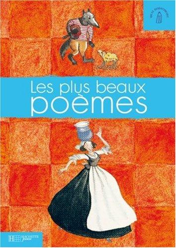 Les plus beaux poèmes par Hachette Jeunesse