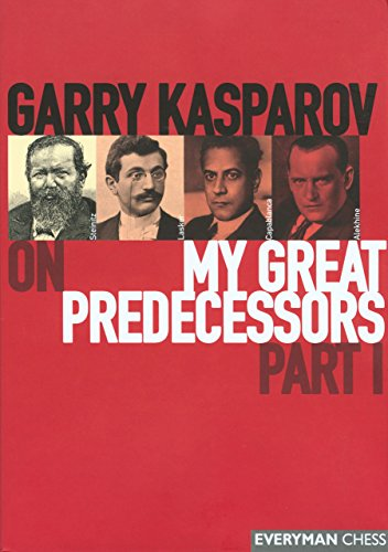 Gary Kasparov on My Great Predecessors: Pt. 1